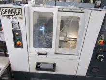 SPINNER SB-CNC Ultra Precision