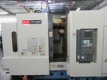 Mazak FH-4800 CNC HMC with Fusi