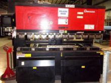88T Amada FBD8025F Hydraulic Pr
