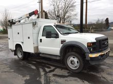 2008 FORD F450 SD