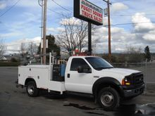 2006 FORD F450