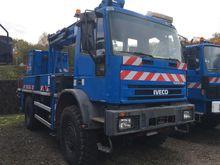2001 Iveco NACELLE 135E18 Truck