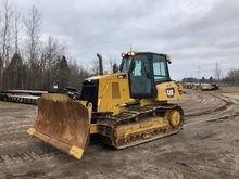 2015 Caterpillar D6K2XL