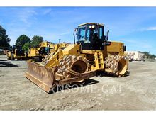2012 Caterpillar 815FII