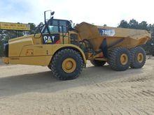 2014 Caterpillar 740B