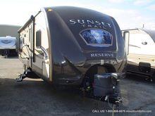 2013 CrossRoads RV Sunset Trail
