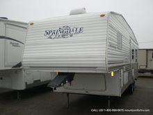 2007 Keystone RV 280FW