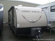 2016 Forest River Grey Wolf 26D