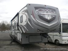 2014 Heartland Road Warrior RW