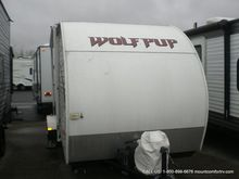2012 Forest River Wolf Pup 17B