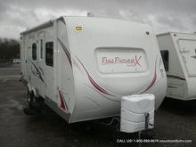2012 Cruiser RV Fun Finder X X-