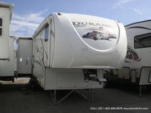2012 KZ RV Durango 1500 D295CS