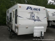 2008 Palomino Puma 19FS