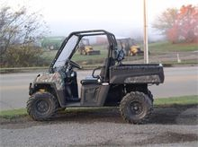 2009 POLARIS RANGER 700 XP