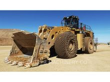 2013 Caterpillar 993K STDBY