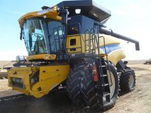 Used 2011 Holland CR