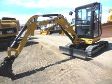 2014 Caterpillar 302.7D CR