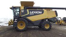 2009 Lexion 570R