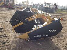 Used 2010 Claas MAXF
