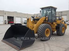 2015 Caterpillar 950M3VPOSL