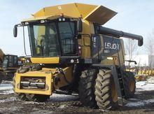 2010 Lexion 580R