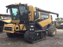 Used 2008 Lexion 575