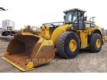2011 Caterpillar 980K