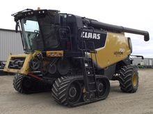 2010 Claas LEXION 750TT