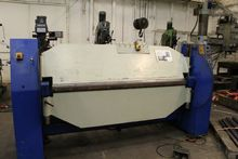 Ystad Folding Machine 2000x4-8m
