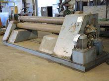Kumla PV5H Bending Rolls 3m x 1