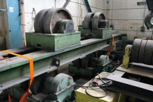 Welding Rotators 100 ton