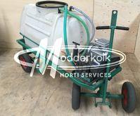 Spuitwagen 600 Liter Tuinbouw m