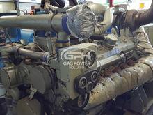 Detroit diesel Diesel generator