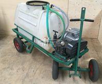 Spraying car 600 Liter Hortimac