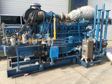 Waukesha H24 Gas generatoren