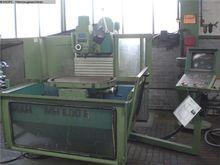 Tool room milling machine - uni