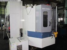 Mori seiki sh-400 machining cen