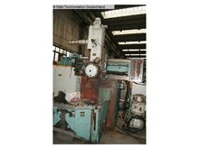 Vertical turret lathe - single