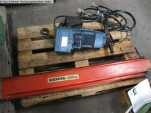 Used Chain hoist - e
