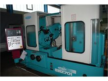 Reishauer rz 701 gear grinding