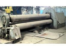 Roll bending machine  ubbdk 20x