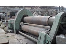 Roll bending machine  ubbda 53x
