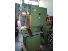 Hydraulic press dunkes hzt 10