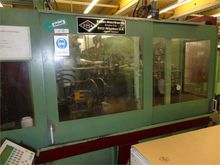 Plate induction hardening machi