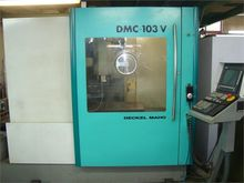 Used 1998 DMG DMC 10