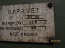 1982 Rafamet UBC 150