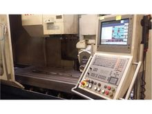 Cnc bed type milling machine st