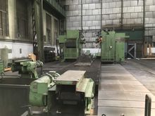 2000 Zayer CNC Travelling Colum