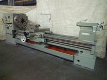 1980 Titan Hollow Spindle Lathe
