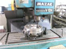 1982 Mazak Powercenter V10N Fan